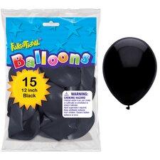 """12"""" Funsational Balloon (Set of 15)"""