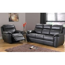 Kansas Bonded Leather Seating Group