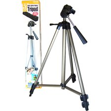 "Aluminum Lightweight Tripod (Extends to 52"")"