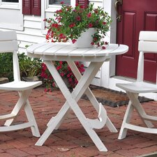 <strong>Adams Manufacturing Corporation</strong> Quik-Fold Cafe Table