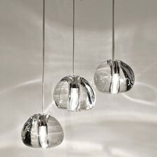 Mizu 3 Light Pendant