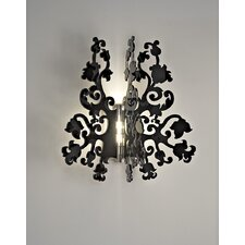Anastacha 1 Light Wall Sconce