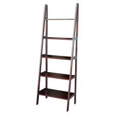 "72"" Ladder Bookcase"