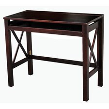 Montego Folding Desk with Pull-Out Tray