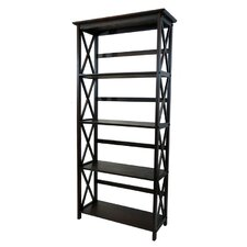Montego 5 Tier Bookcase