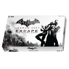 <strong>Cryptozoic</strong> Batman Arkham City Escape Board Game