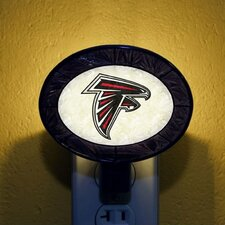 NFL Art-Glass Night Light