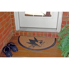 San Jose Sharks Doormat