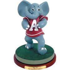 NCAA Mascot Replica Figurine