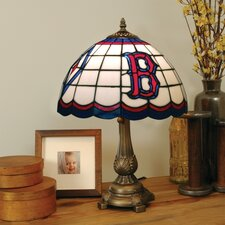 MLB Tiffany Table Lamp