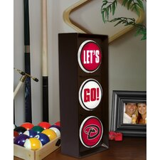 "MLB ""Let's Go"" Table Lamp"