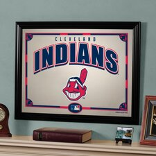 "MLB 22"" Printed Mirror"