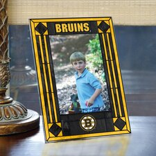 NHL Art Glass Frame