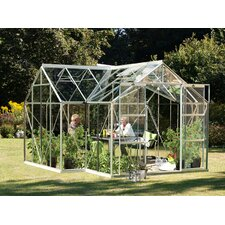 Sirius Greenhouse with Float Glass