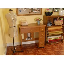 <strong>Arrow Sewing Cabinets</strong> Auntie Oakley Sewing Cabinet