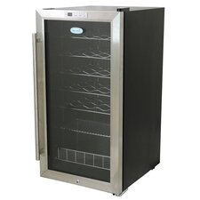 27 Bottle Single Zone Wine Refrigerator