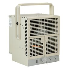5,000 Watts Fan Forced Wall/Ceiling Electric Garage Space Heater