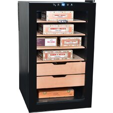 CC-280E 400 Count Cigar Cooler
