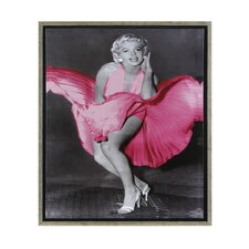 The Seven Year Itch Framed Photographic Print