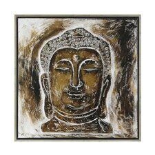Tibet Buddha Framed Painting Print