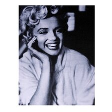 Marilyn 1954 Canvas Wall Art