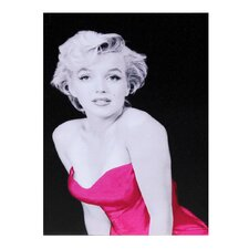 Marilyn 1958 Canvas Wall Art