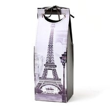 Eiffel Tower Wine Bag