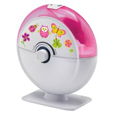 Girls' 14-Hour Ultrasonic Table Top Nursery Humidifier