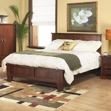 Canyon Panel Bed