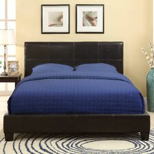 <strong>Modus Furniture</strong> Ledge Platform Bed with Optional Headboard