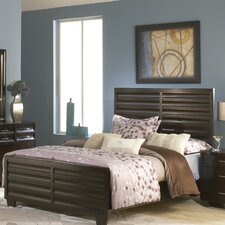 <strong>Modus Furniture</strong> Contour Panel Bed