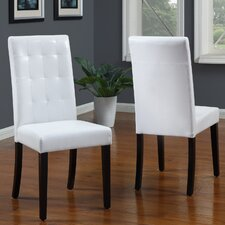 <strong>Modus Furniture</strong> Urban Seating Parsons Chair (Set of 2)