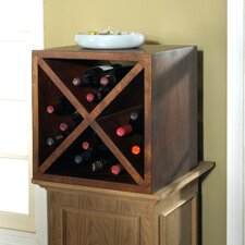 <strong>Modus Furniture</strong> Palindrome Wine Storage Cube