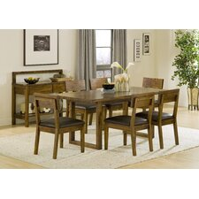 Alba 7 Piece Dining Set