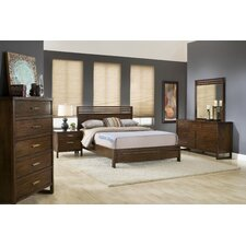 Uptown Platform Bedroom Collection