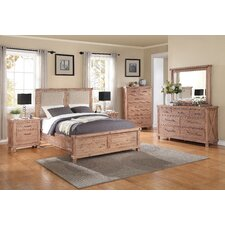 Yosemite Panel Bedroom Collection