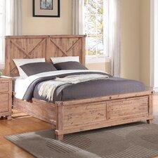 Yosemite Panel Bed