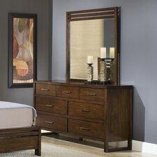 Uptown 7 Drawer Dresser