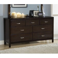 <strong>Modus Furniture</strong> Urban Loft 7 Drawer Dresser