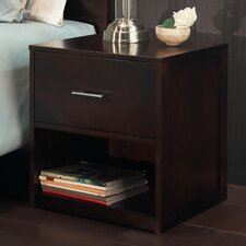Modera 1 Drawer Nightstand