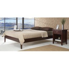 <strong>Modus Furniture</strong> Newport Simple Platform Bedroom Collection