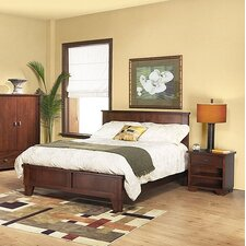 Canyon Panel Bedroom Collection