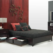 <strong>Modus Furniture</strong> Nevis Storage Platform Bed