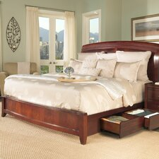 Brighton Storage Panel Bed Set