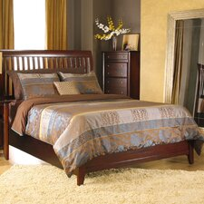 City II Slat Bedroom Collection