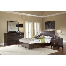 <strong>Modus Furniture</strong> Legend Wood Storage Panel Bedroom Collection