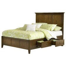 <strong>Modus Furniture</strong> Paragon Storage Panel Bed