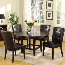 Bossa 5 Piece Dining Set