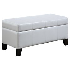 Urban Seating Upholstered Storage Bedroom Bench