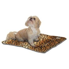 Designer Sleep-ezz Pet Bed in Leopard Print
